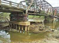 Newton County Bridge needing rebuilding