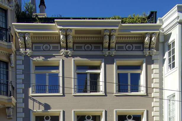 Built in 1915, 1230 Sacramento St. is one of the few remaining single-family homes along Nob Hill's northern slope.�