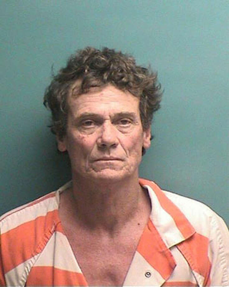 Doug Brock, 53. of Nacogdoches was arrested Sunday, June 19, 2016 after a traffic stop by Nacogdoches County Sheriff's Office deputies.Brock is accused of having a mobile methamphetamine lab. Photo: Nacogdoches County Sheriff's Office