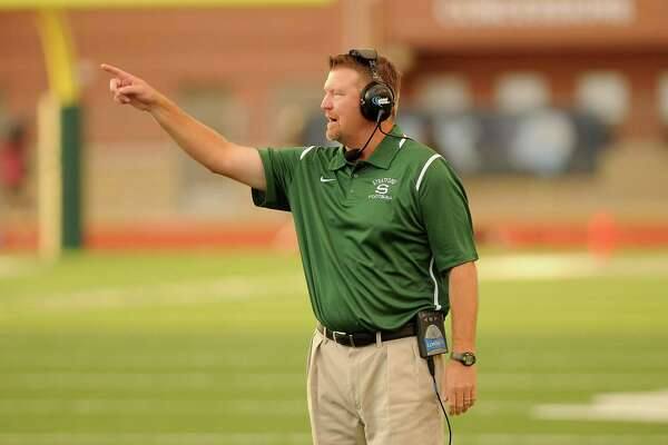Stratford head coach Eliot Allen will lead the Spartans back at the highest level of high school play, in Class 6A this fall.