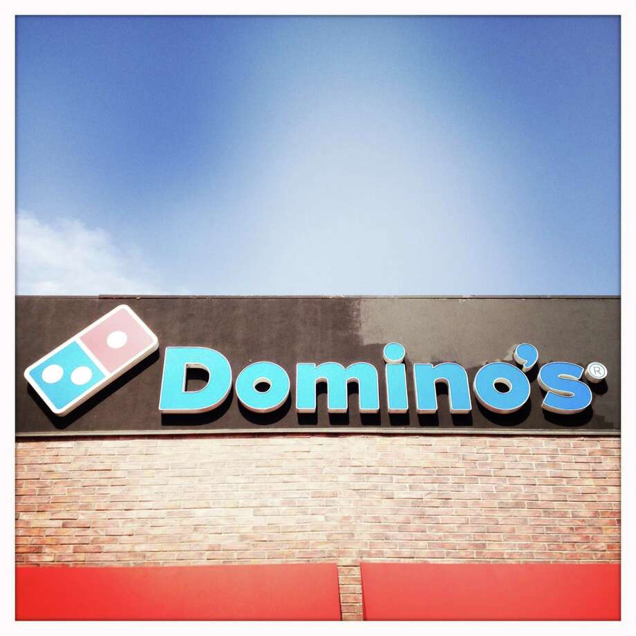 Domino's Pizza storefront. Photo: Daniel Sambraus, Contributor / ONLINE_YES