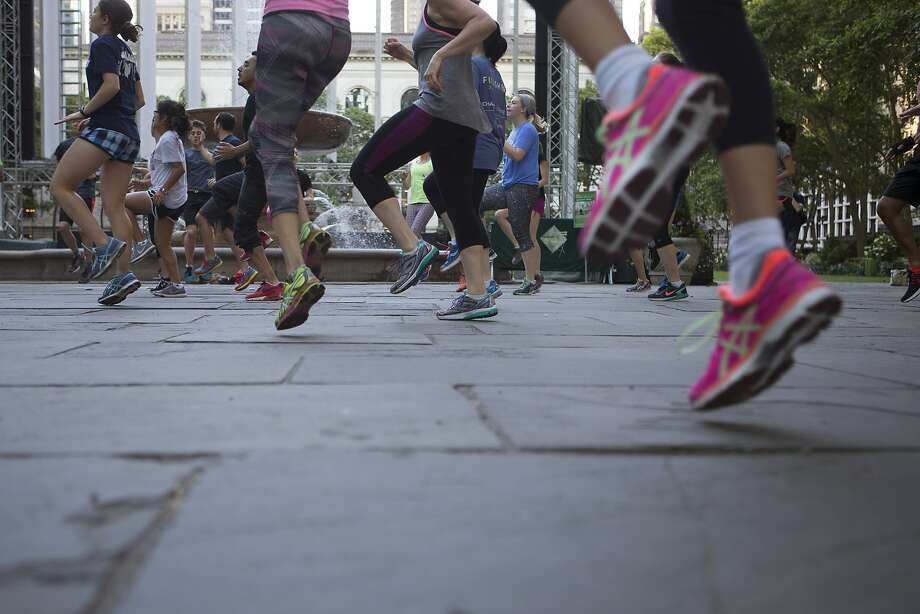 Women who are more active have lower estrogen levels, independent of body weight. Thirty minutes of physical activity at least three to four days a week can have a significant impact on reducing risk of breast cancer at all ages. Photo: ALEX WROBLEWSKI, NYT