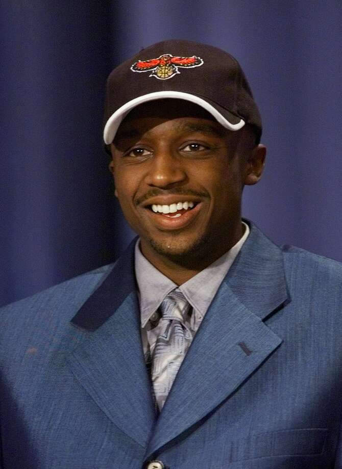 Atlanta: Jason Terry (10th overall, 1999)The Hawks' draft history isn't exactly littered with inspired selections, but Terry at No. 10 in 1999 was a good choice. He's enjoyed a long, solid career, especially after being traded to Dallas in 2004. Photo: KHUE BUI, Associated Press / AP