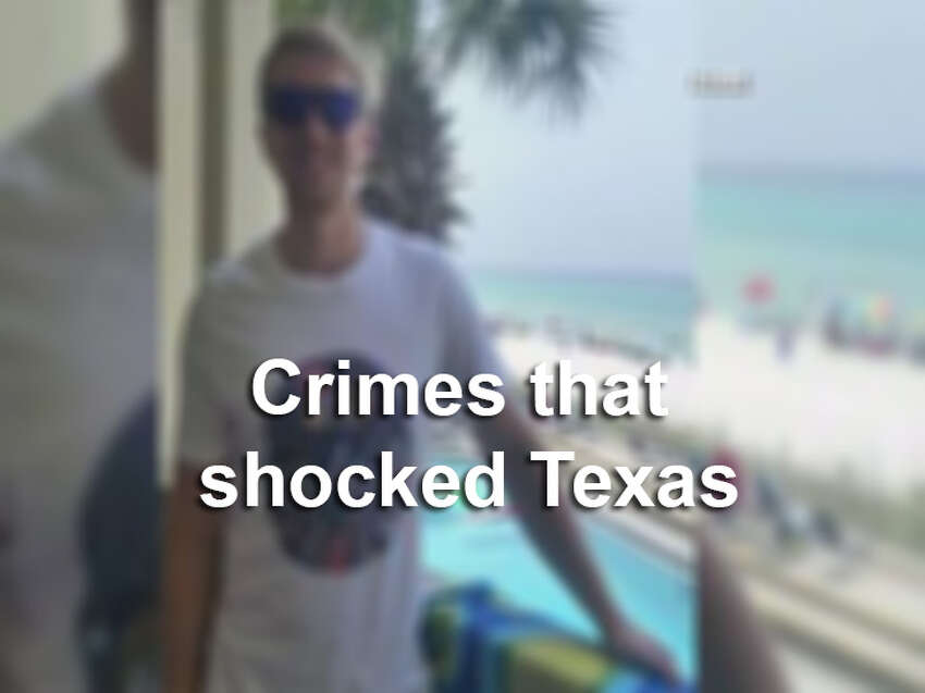 From execution-style killings to adults having sex with under-age kids, these shocking cases made headlines across the Lone Star State.