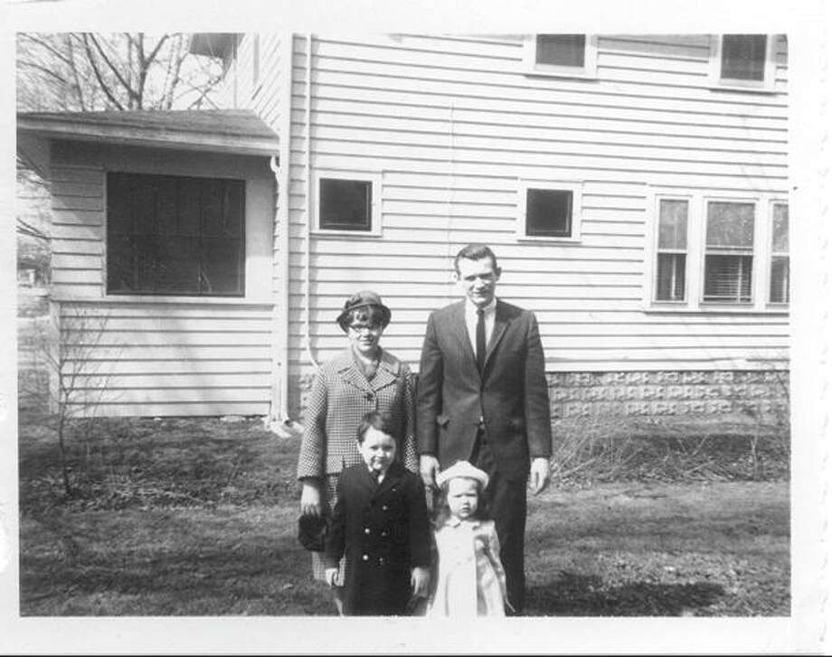 My family. We loved Dad, but he was on the periphery of our childhood. Mom was the center of everything, the straw that stirred the drink. Photo: Courtesy Cort McMurray