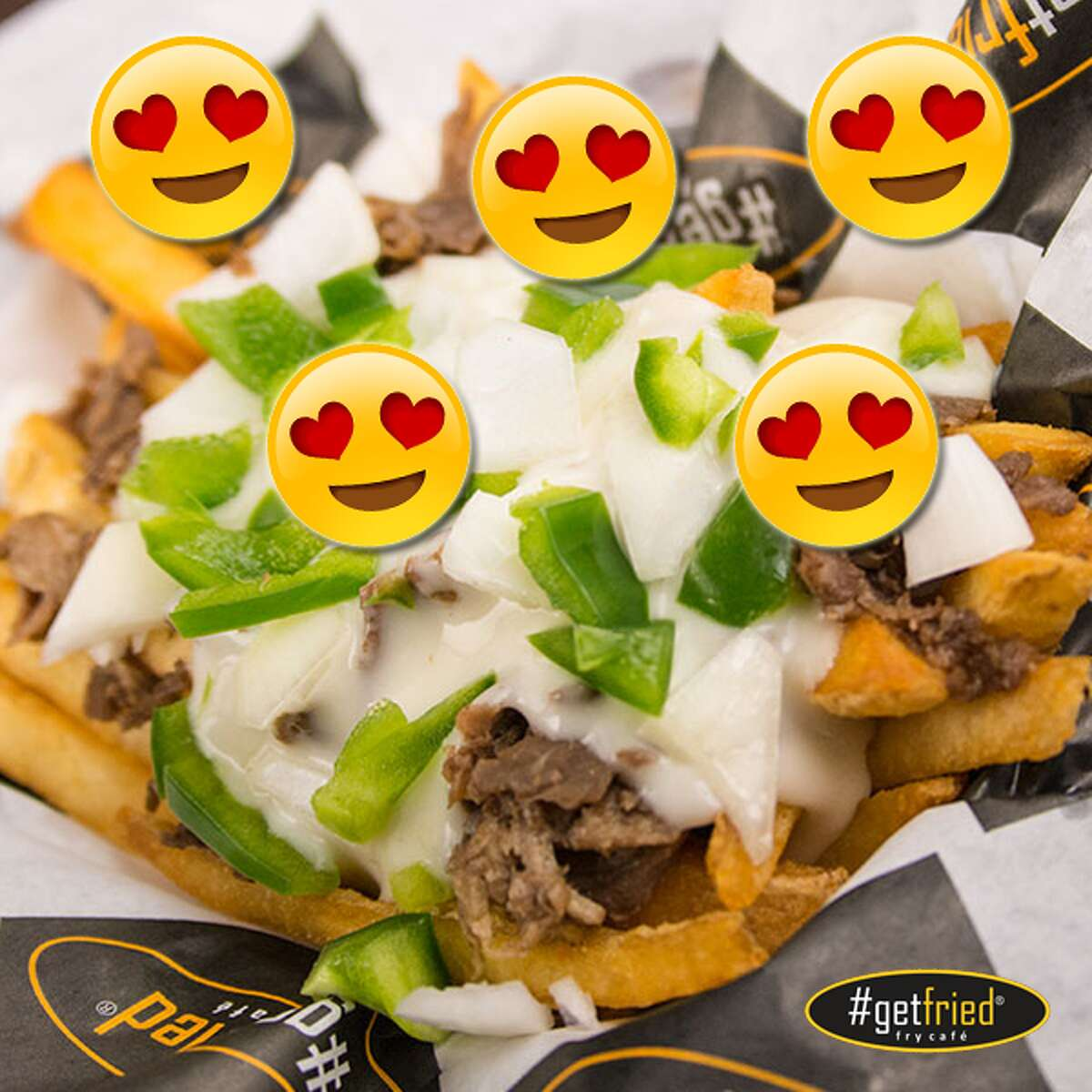 The Buffalo-based gourmet french fry shop #GetFried is coming to San Antonio as early as this summer.