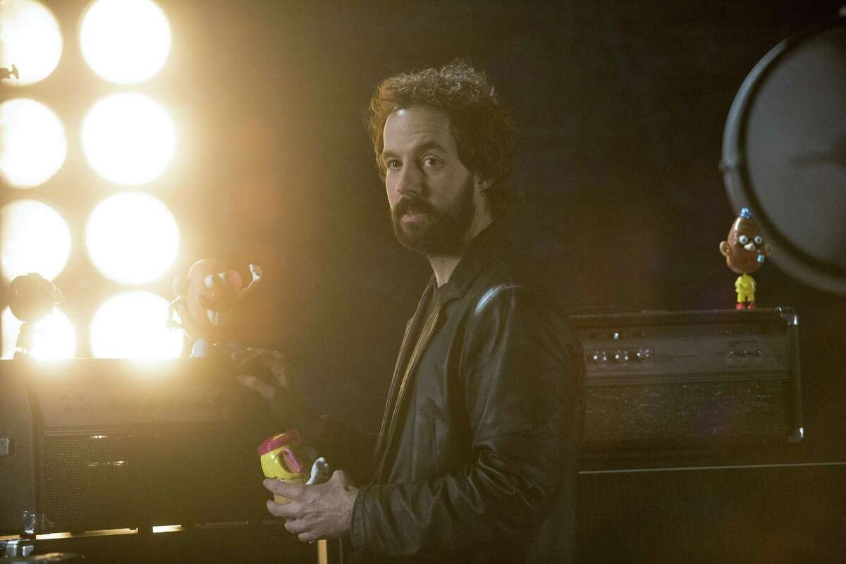 """Peter Cambor plays Milo, a roadie on tour with a rock band, in """"Roadies,"""" by Cameron Crowe."""