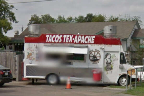 Tacos Tex-Apache    Address: 8602 Richmond, Houston, Texas 77063     Demerits: 57   Inspection highlights: Operating a food service / processing establishment not conforming to requirements of Article II. Failure to provide hot enough water.