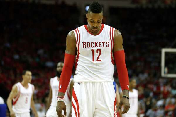 Dwight Howard's tenure as the Rockets' center may have come to an end after three years with his decision to opt out of his contract and explore free agency.