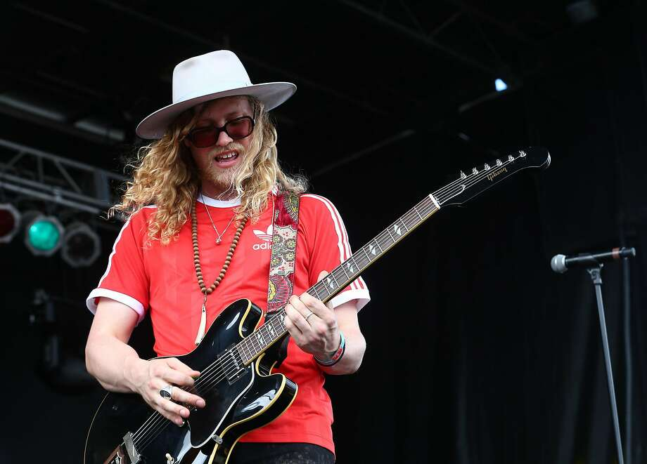 Allen Stone goes deep with his latest - SFGate