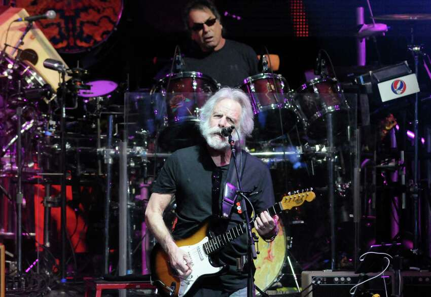 Dead & Company fronted by Bob Weir perform at SPAC on Tuesday June 21, 2016 in Saratoga Springs, N.Y. (Michael P. Farrell/Times Union)