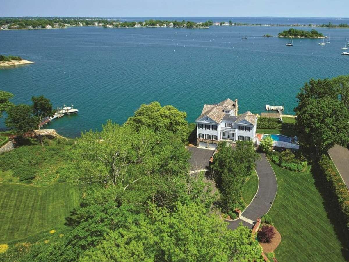 06878 - Riverside, Conn. Ranking: 49 of 100 Median Sale Price 2018: $1.86 million Source: PropertyShark