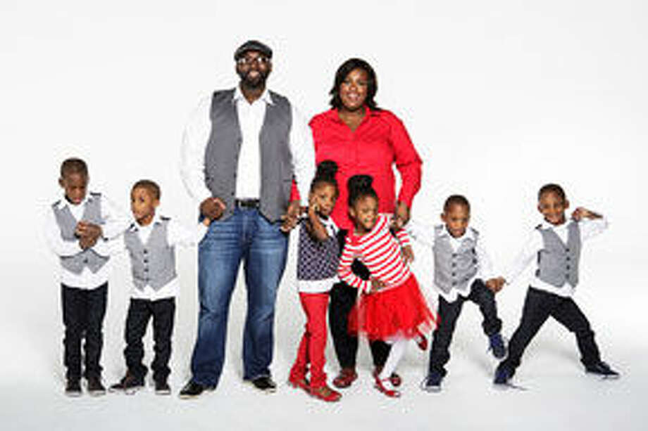 """The McGhee family from """"Growing Up McGhee."""" Series premieres Wed., June 8 at 9 p.m. ET."""