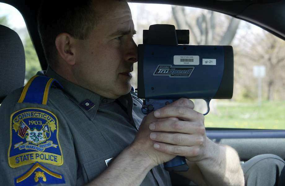 Connecticut State Police issued more than 3,800 citations over the 2016 Memorial Day weekend. More than 1,700 were issued for speeding. (Photo: File photo/Hearst Connecticut Media)