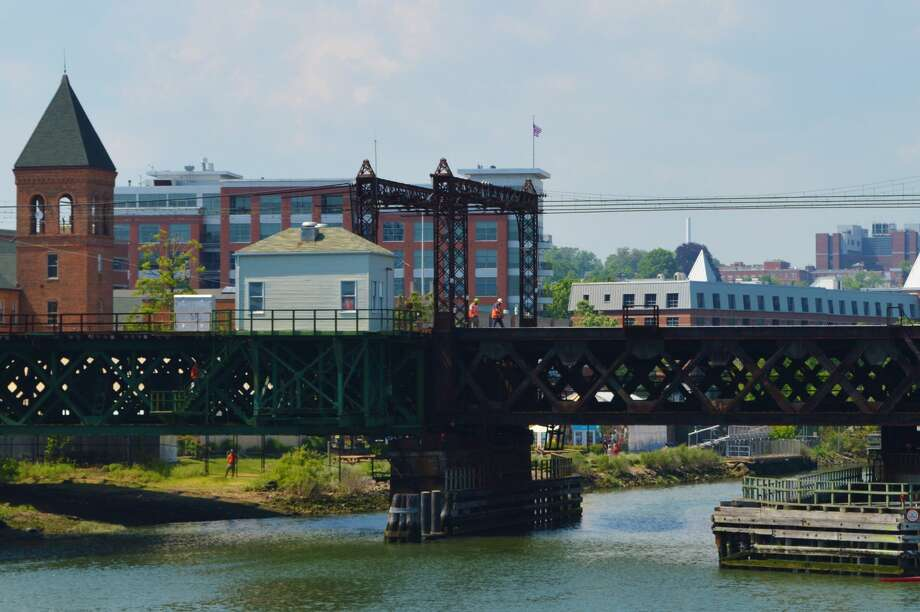 The Walk Bridge in South Norwalk will get new fenders soon. It is to be demolished soon for a new span.