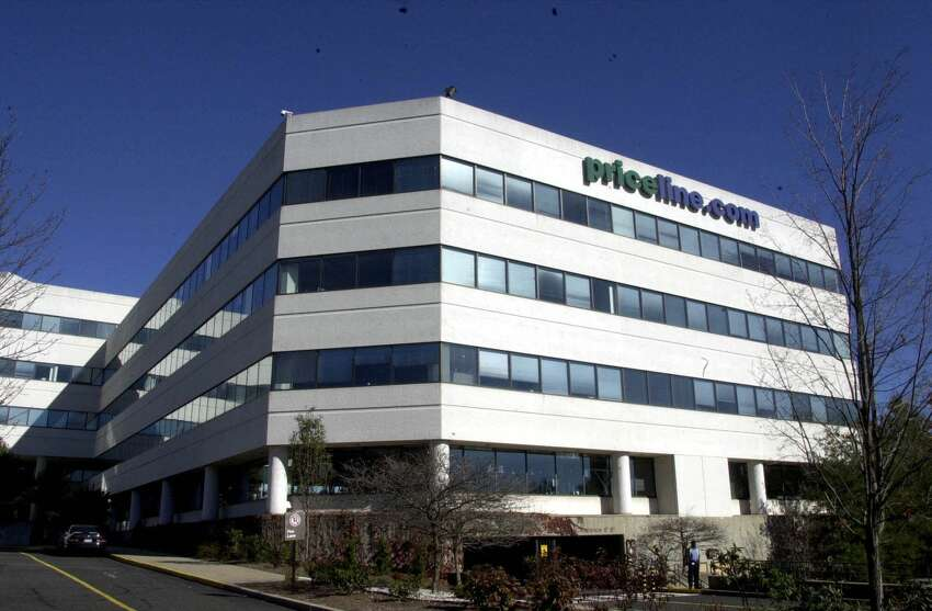 Priceline Group , Norwalk 2008-2015 total profit: $697 million 2008-2015 total taxes: -$30 million Total tax rate: -4.4%Source:The Institute on Taxation and Economic Policy