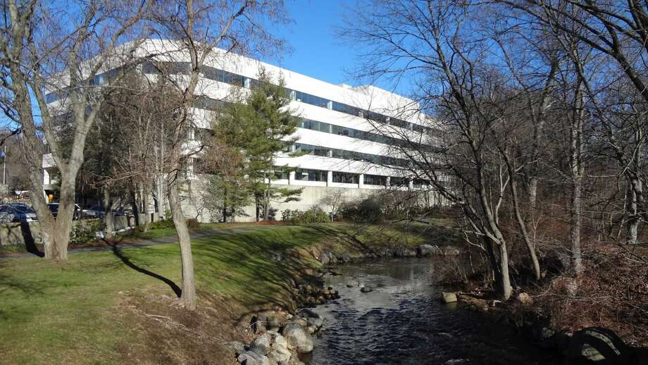 The RiverPark office building at 800 Connecticut Avenue in Norwalk, Conn., whose tenants include the headquarters offices for Priceline Group. Photo: Alexander Soule