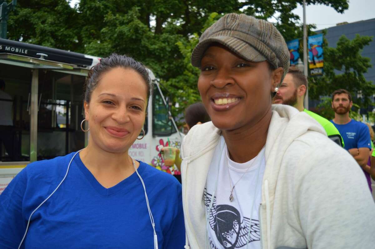 Stamford Health?'s Bennett Cancer Center held the 21st annual Hope in Motion Walk and Run on June 5, 2016. The event consisted of a 5K walk and a 5K or 10K run through downtown Stamford. All proceeds from Hope in Motion and the Walk and Run directly benefit the vital support programs and services the Bennett Cancer Center provides free of charge to patients and their families. Were you SEEN?