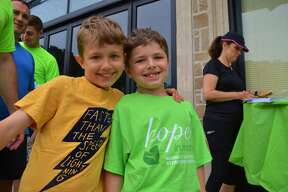 Stamford Health's Bennett Cancer Center held the 21st annual Hope in Motion Walk and Run on June 5, 2016. The event consisted of a 5K walk and a 5K or 10K run through downtown Stamford. All proceeds from Hope in Motion and the Walk and Run directly benefit the vital support programs and services the Bennett Cancer Center provides free of charge to patients and their families. Were you SEEN?