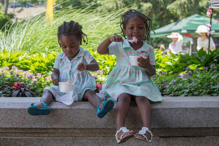 Lockwood-Mathews Mansion Museum's third annual Ice Cream Social will celebrate the 50th Anniversary of the museum's founding with music, magic and other special events on Sunday afternoon, June 12. (Photo: Sarah Grote Photo / Contributed Photo)