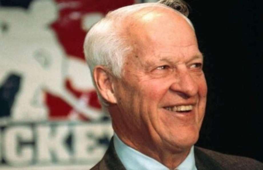 Hockey great Gordie Howe has died at age 88. Photo: File Photo