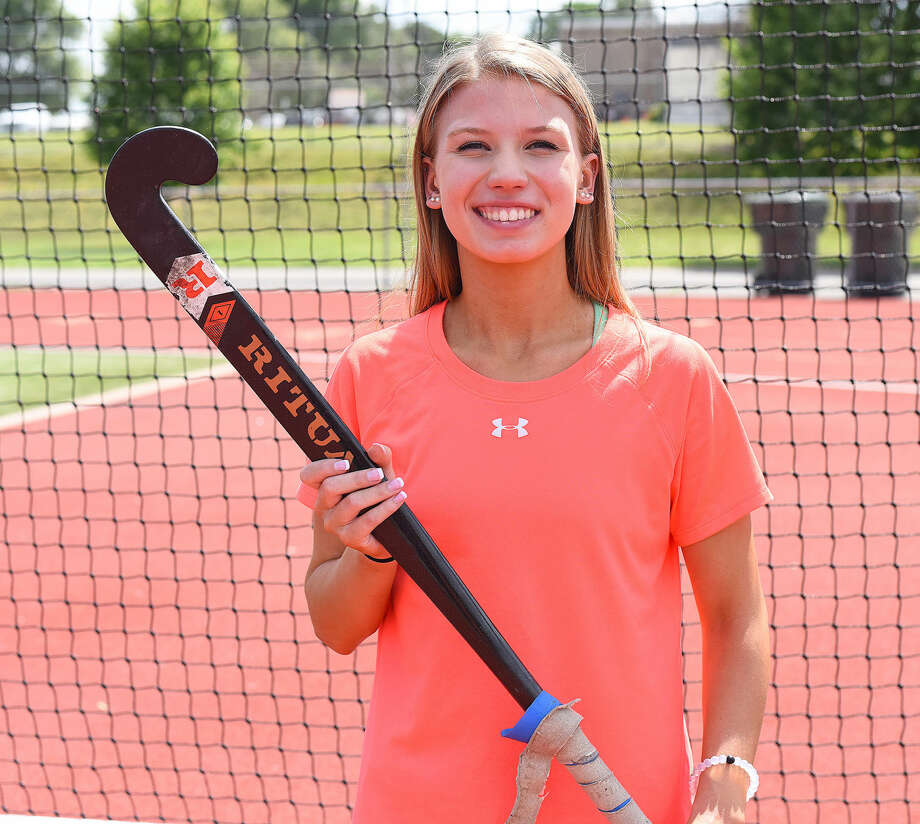 Norwalk High's Lauren Capone has announced she will be playing field hockey at Division 1 Quinnipiac University in the fall. Photo: John Nash