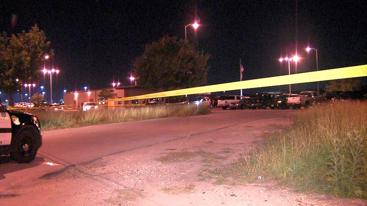 Two men were arrested on Wednesday morning following a double stabbing on the Northeast Side.