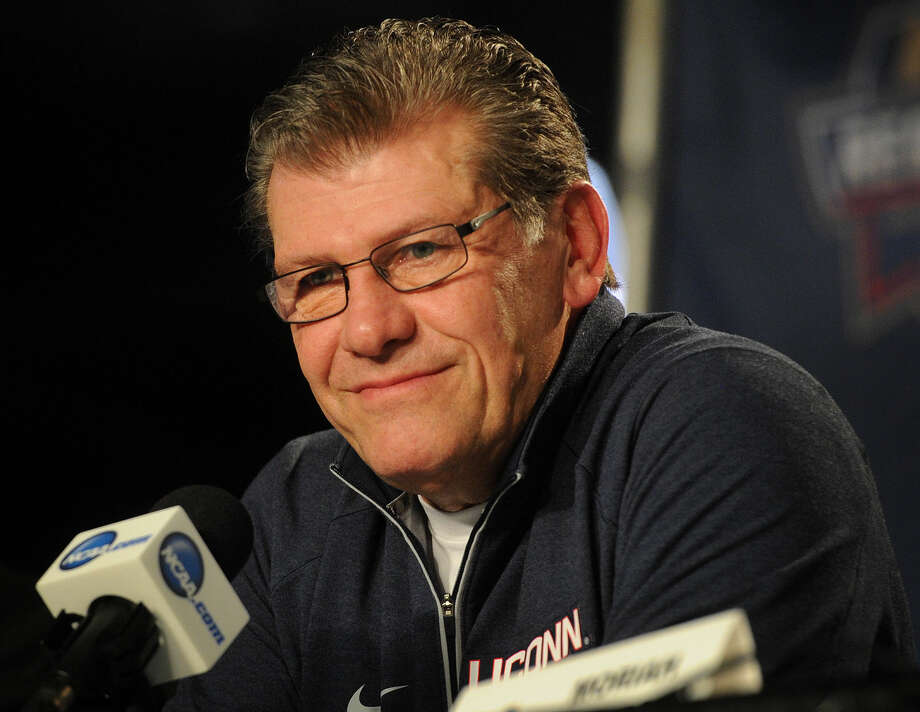UConn women's basketball coach Geno Auriemma will be meeting with fans and signing autographs at a Signings and Sightings event at Mohegan Sun Resort and Casino on Friday. Photo: Brian A. Pounds