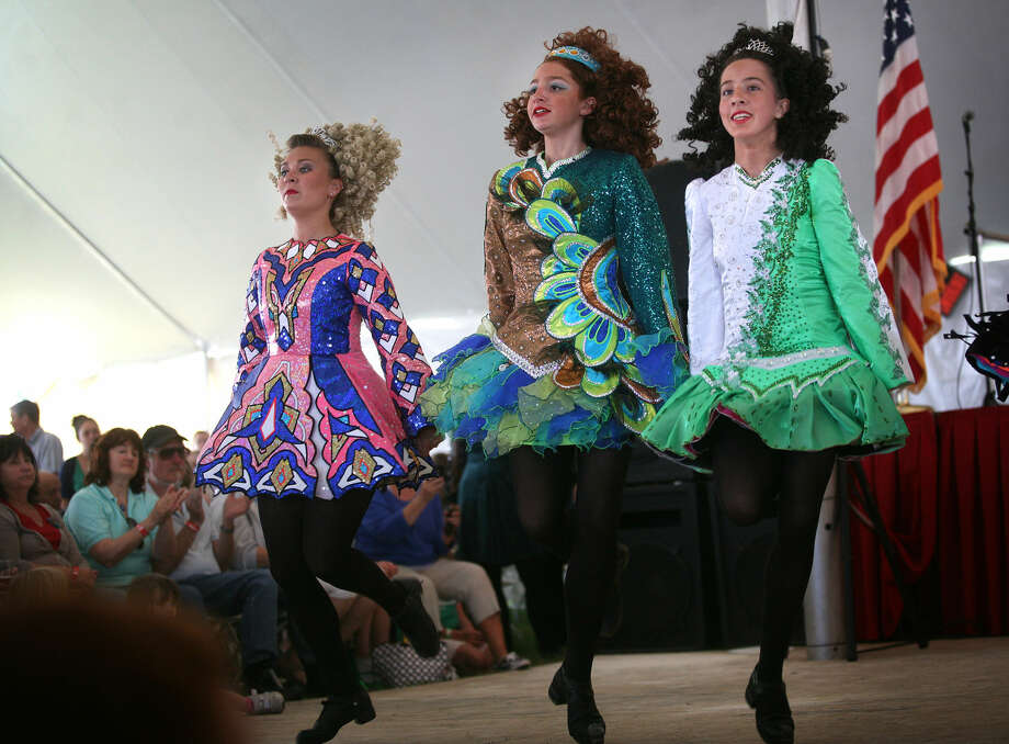 It's your luck! The 26th annual Fairfield County Irish Festival is Friday, Saturday, and Sunday. Photo: Brian A. Pounds