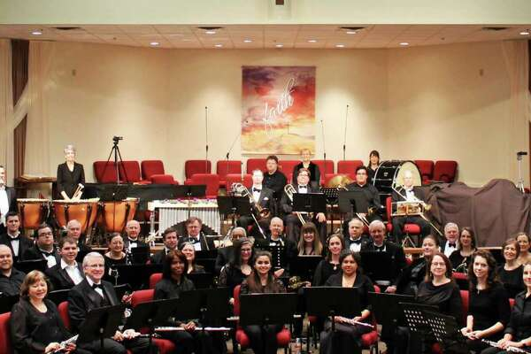 """The Cypress Symphonic Band will present a free concert, """"Space: The Final Cut,"""" on June 25 at 3 p.m. at Cornerstone United Methodist Church. This, the final concert of the season celebrating space, will feature pieces that honor the early explorers of flight, the military and the Fourth of July."""