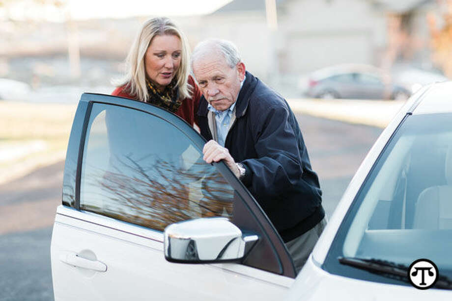 A scratch on the bumper or avoiding activities that require leaving home may be the first warning signs that families should talk with aging parents about driving. (NAPS)