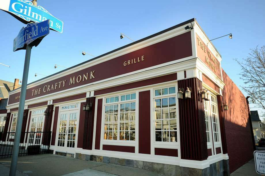 The Crafty Monk at 3001 Fairfield Avenue in the Black Rock section of Bridgeport, Conn. on Thursday, January 8, 2015. After just over a year in business, the restaurant closed in June 2016. (Photo: Brian A. Pounds)