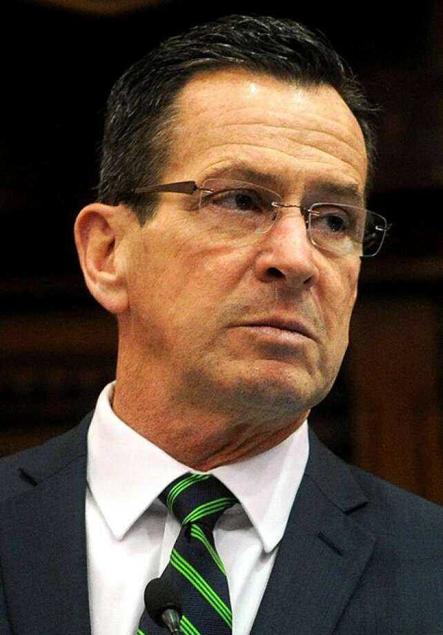 Gov. Dannel P. Malloy's six-year streak came to an end on Monday, when lawmakers overrode three of this year's eight vetoes. (Photo: Brian A. Pounds)