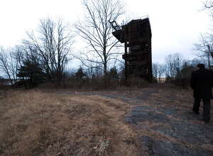 The former munitions test site at Luther Forest in Malta back in 2012. (Michael P. Farrell/Times Union)