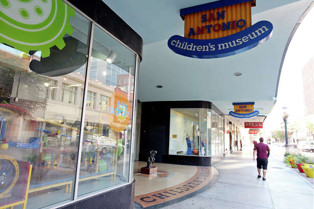 The building at 305 E. Houston was the site of the San Antonio Children's Museum from 1995 to 2015, when it moved to 2800 Broadway and became the DoSeum.