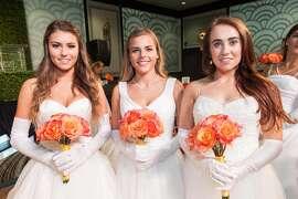 Shala Monet Weir, Ariana Denebeim, Sophie Hadfield