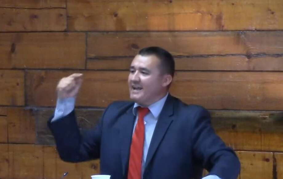 Pastor Donnie Romero of the Stedfast Baptist Church in Fort Worth Photo: Courtesy Of YouTube