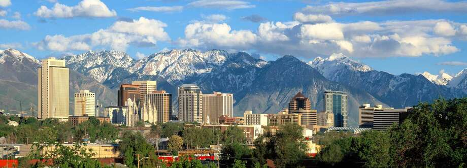 15. Salt Lake City
