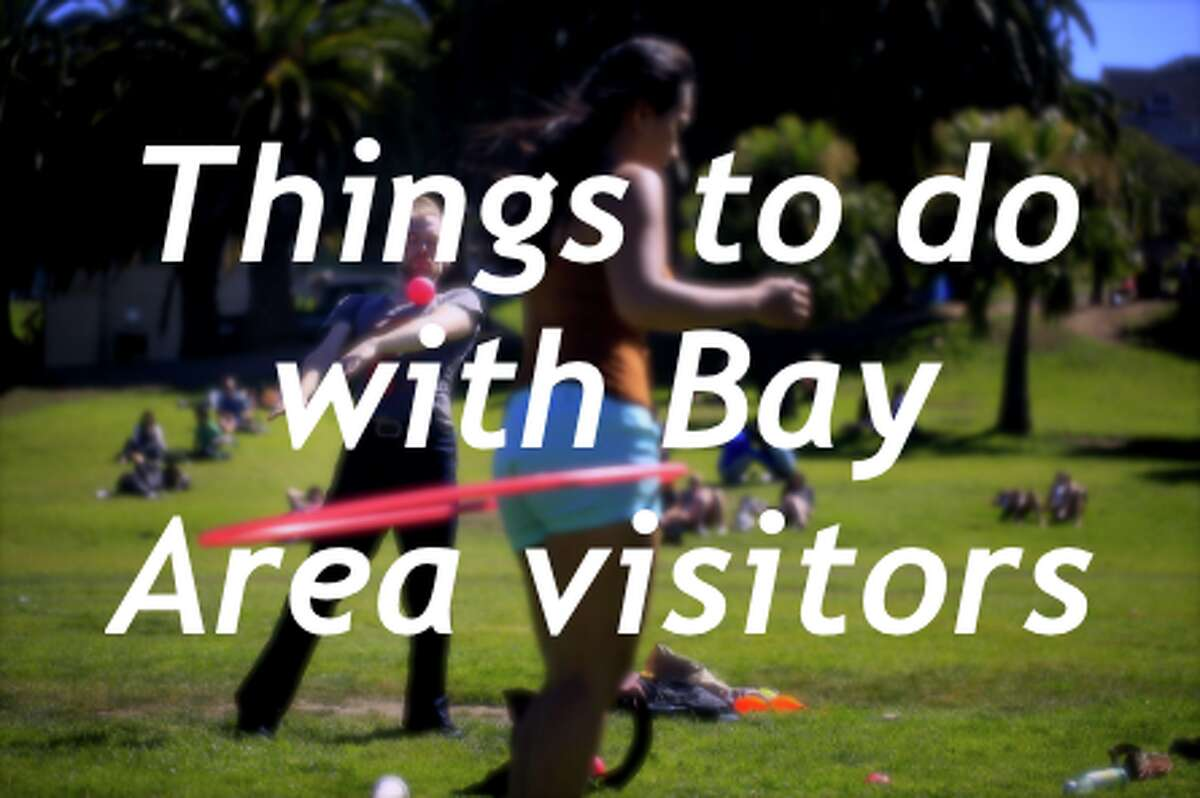 We've compiled an insider list of Bay Area activities for specific kinds of people, such as the grand vista lover who may find never want to leave the top of Hawk Hill in the Marin Headlands. Click through to see other fun and cheap ways to impress a variety of visitors.