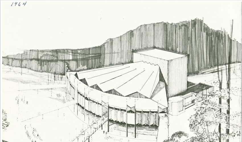 SPAC rendering, 1964.