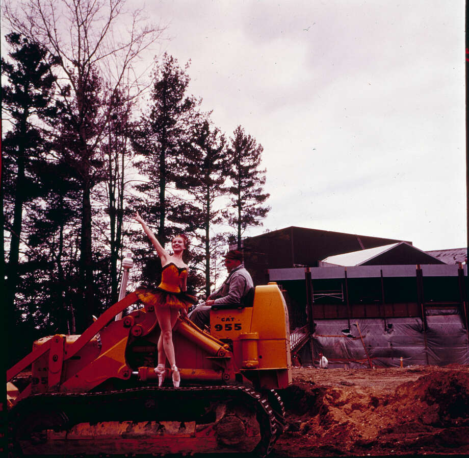 Click through the slideshow to see a few photos from Saratoga Performing Arts Center in its early days. Photo: Courtesy Of SPAC
