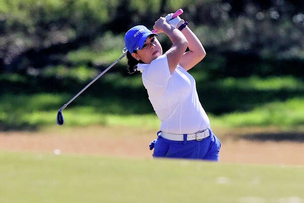 Kelly Contreras is St. Mary's first All-American womens golfer since 2007