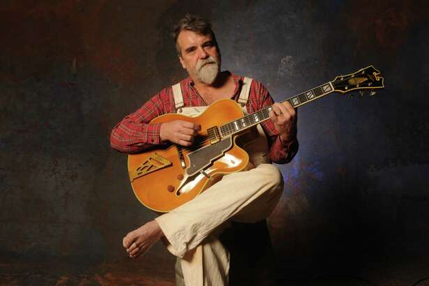 "Darrell Scott worked Guy Clark's voice into his song ""Down to the River."""