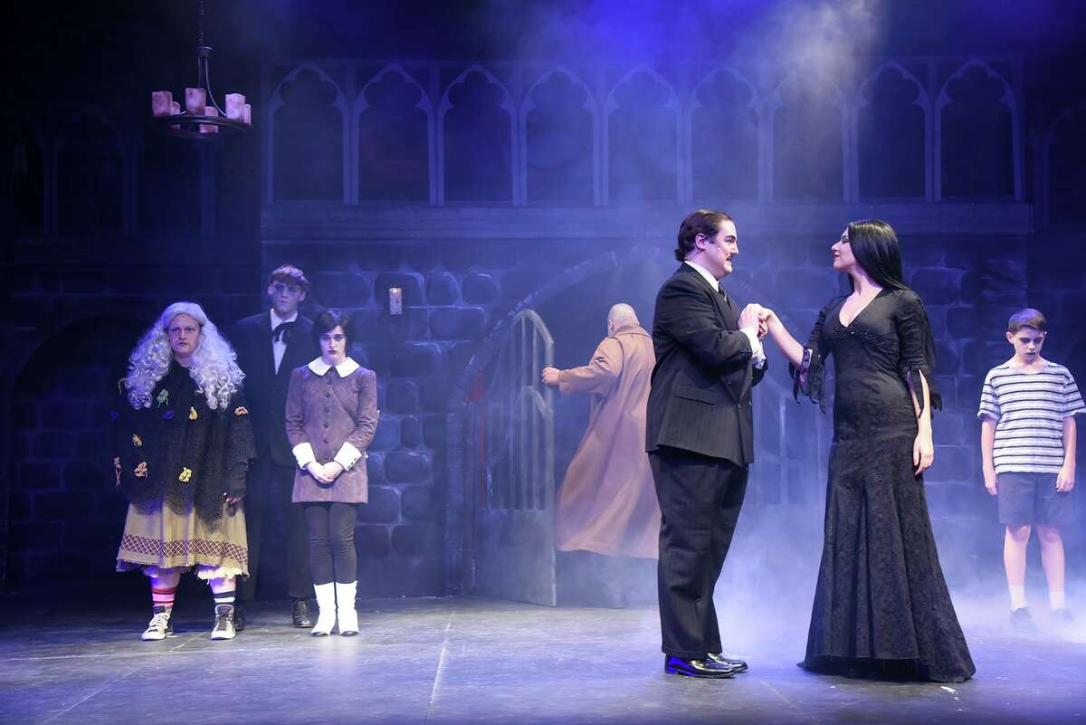 """The Addams Family Musical. Consortium Actors present a new Addams Family musical. It follows Wednesday Addams all grown up, in love and not quite so ready to introduce her new """"normal"""" boyfriend to her crazy family.When: Thursday, June 23 - July 1, 2016. Where: Beaudoin Theatre, Siena College, 515 Loudon Road, Loudonville. Find more information on the Facebook event page."""