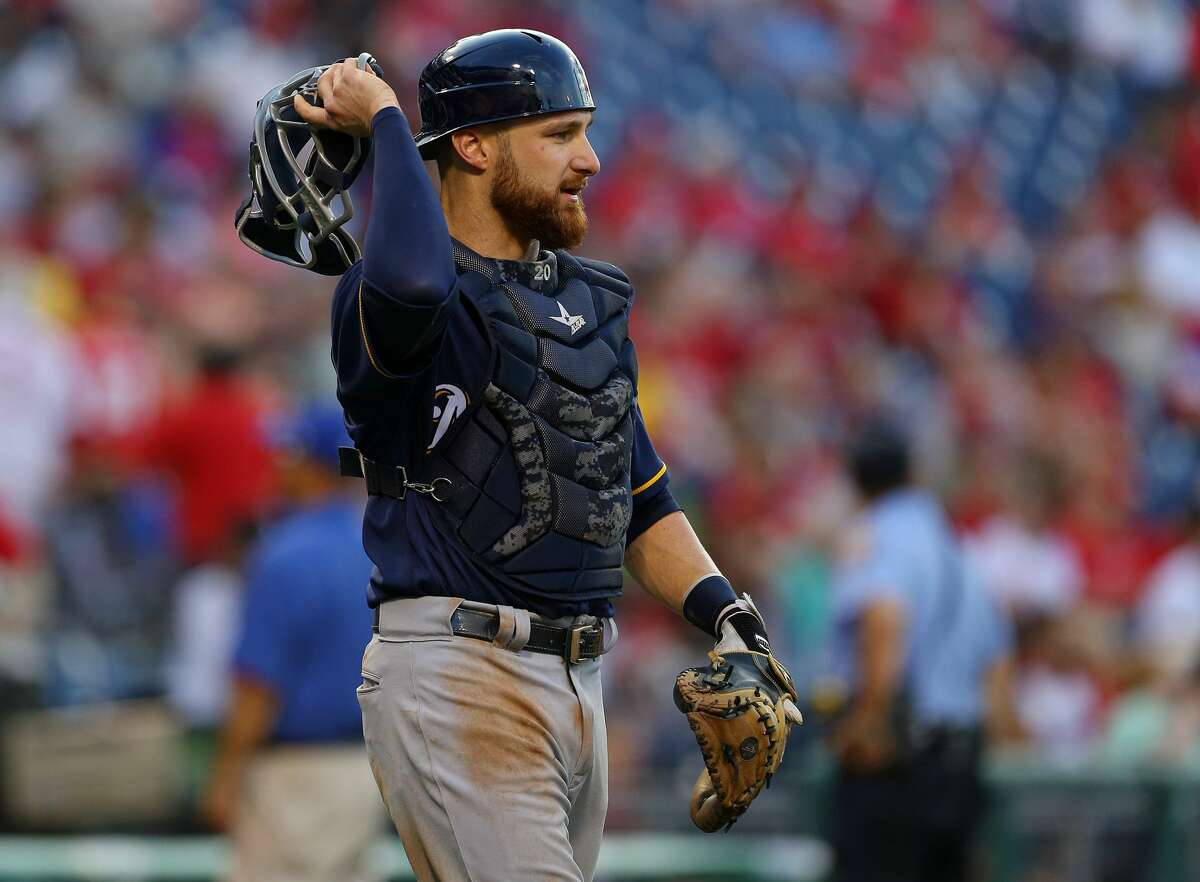 Jonathan Lucroy Catcher | Age: 30 | 7th MLB season 2016 stats (238 at bats): .285/.343/.438, 14 doubles, 10 home runs, 35 RBIs, 23 walks, 46 strikeouts 2016 salary: $4 million Notes: There's a good chance Lucroy is moved before the July 31 non-waiver trade deadline, but there's not a clear fit for him in Seattle. Mariners catcher Chris Iannetta has been better than expected offensively and has handled a young pitchers well. Backup Steve Clevenger, after a slow start, is hitting better, and the Mariners are likely to call up former top prospect Mike Zunino from Triple-A Tacoma before the end of the season.
