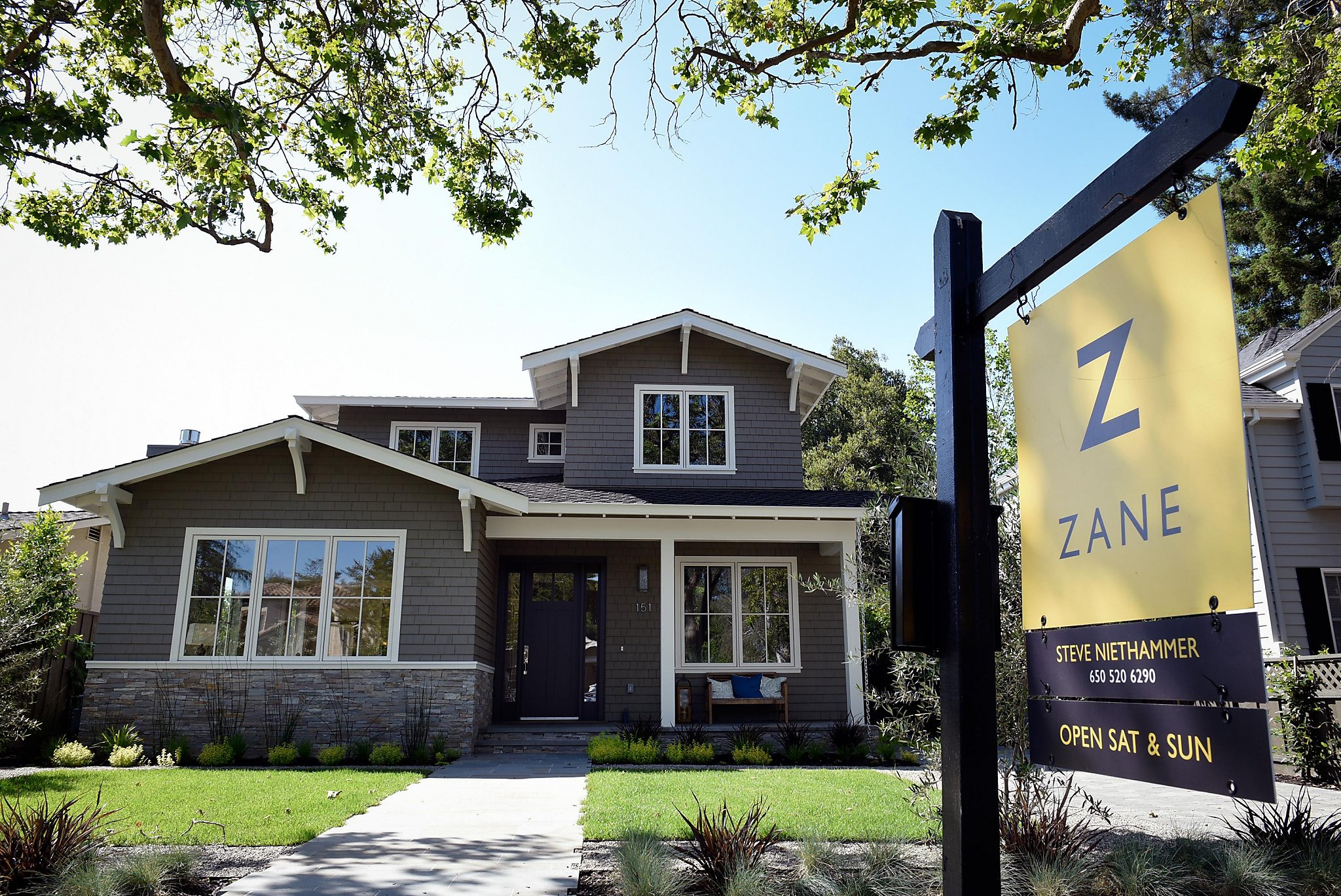 Bay Area Housing Prices Rose In May U2014 Except In San Francisco    SFChronicle.com