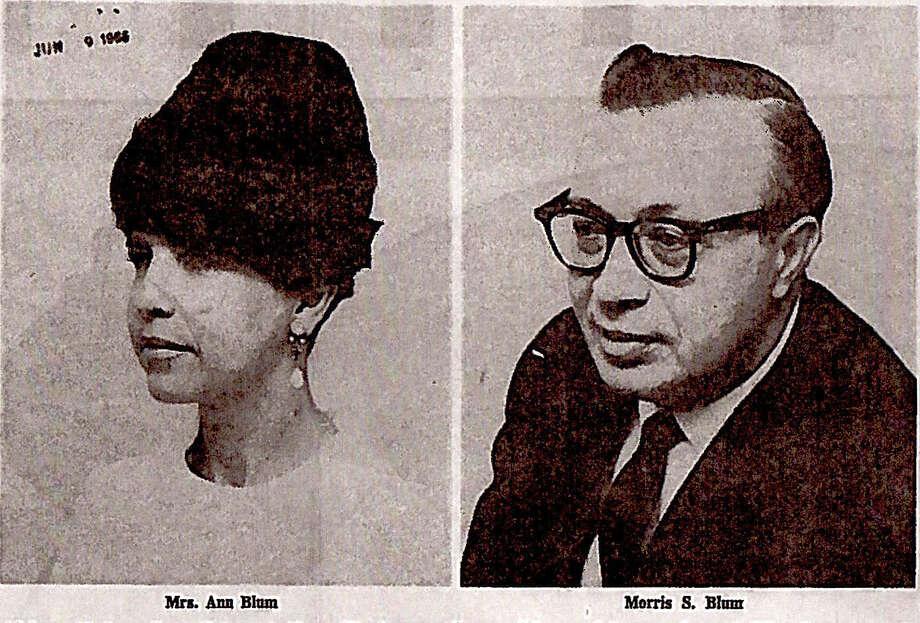 50 Years Ago Blum Building Hailed A Mediterranean