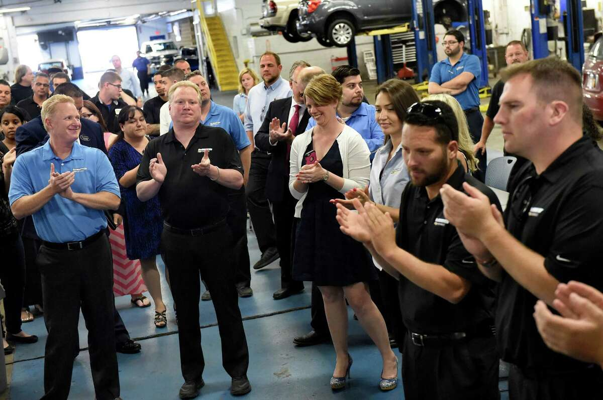 Denooyer Chevrolet customers who bought a car in June are rooting for a 97-degree day on Wednesday. For those who haven't...