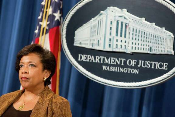 "Attorney General Loretta Lynch said the accused wrongdoers ""target real people - many in need of significant medical care."""