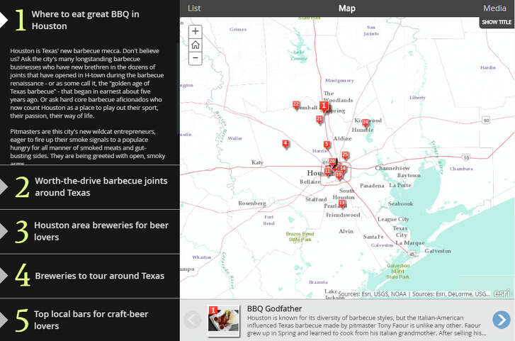 BBQ and Brew Guide HoustonChroniclecom Houston Chronicle